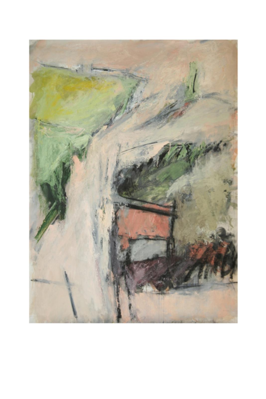 Huile sur toile, 130 x 97 cm